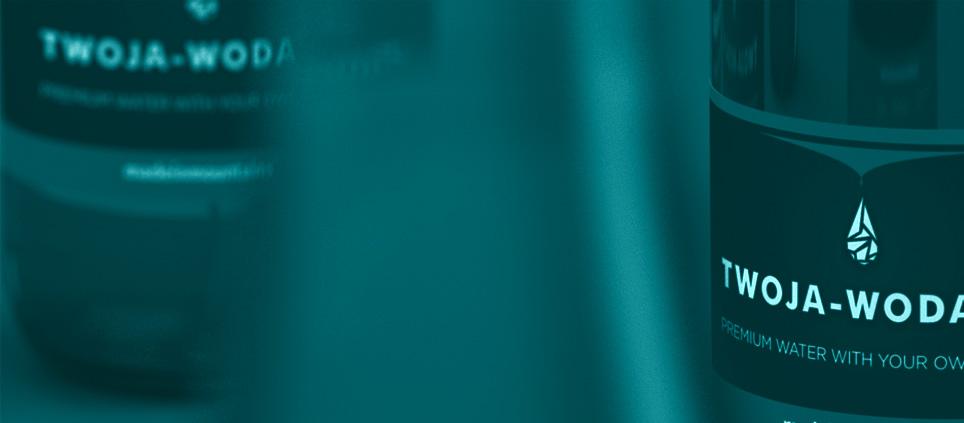 Wizualizacja BOTTLE GREEN 0,3l | TWOJA-WODA.PL