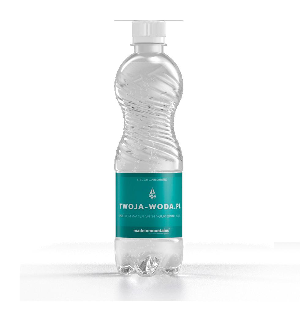 Butelka CLASSIC GREEN 0,5l | TWOJA-WODA.PL