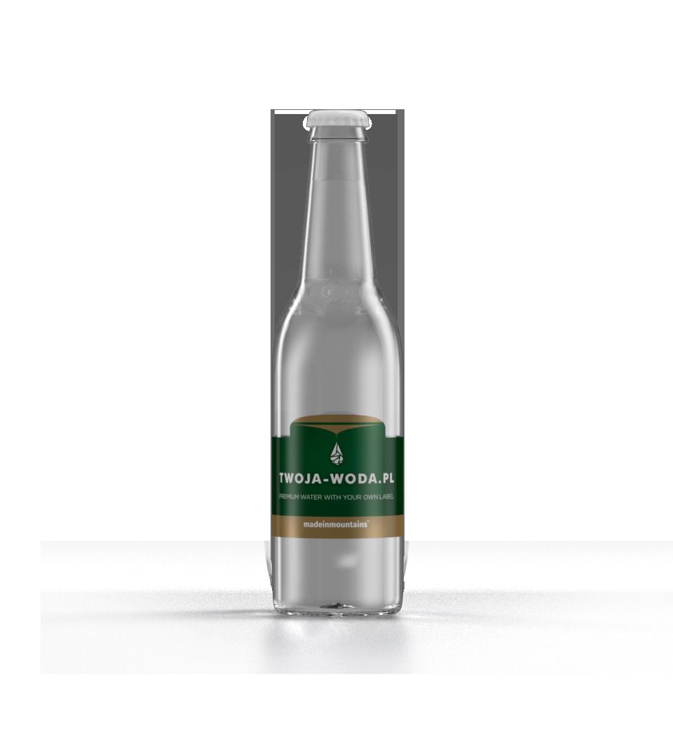 Butelka TWIST OFF 0,3l | TWOJA-WODA.PL